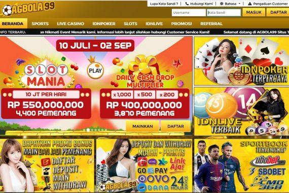 Situs Judi Slot Online Pragmatic IDNSPORTS